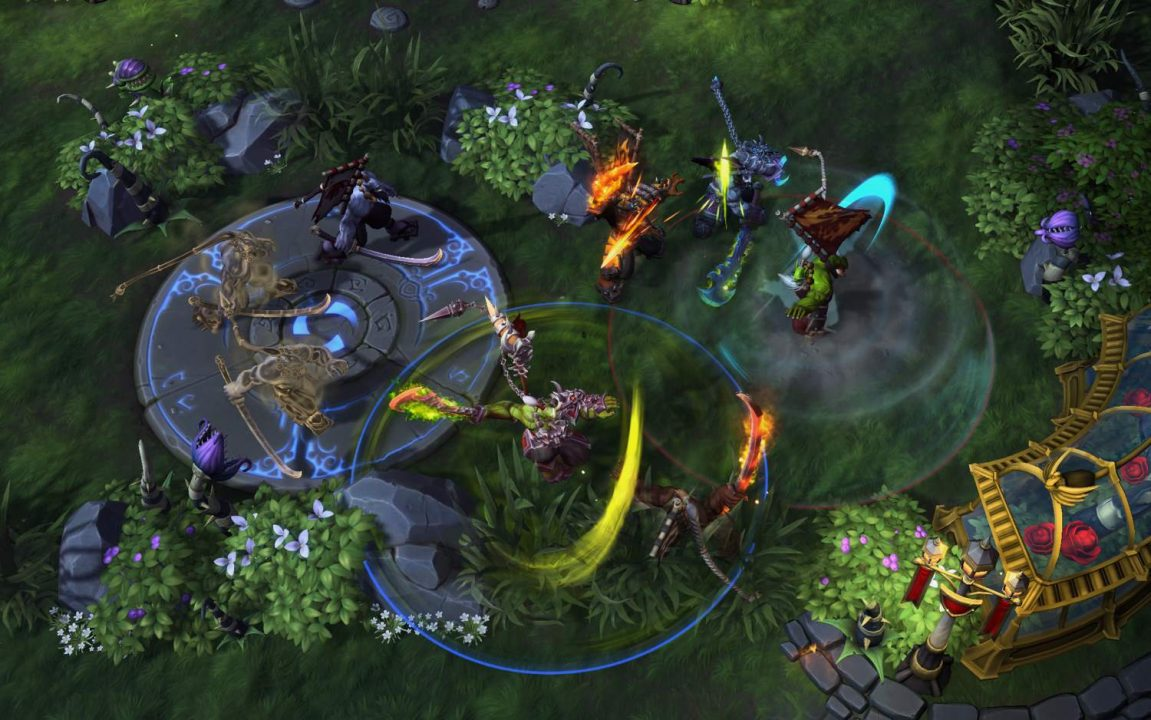 Heroes of the Storm welcomes Heroes Brawl, Samuro and Freddie Wong