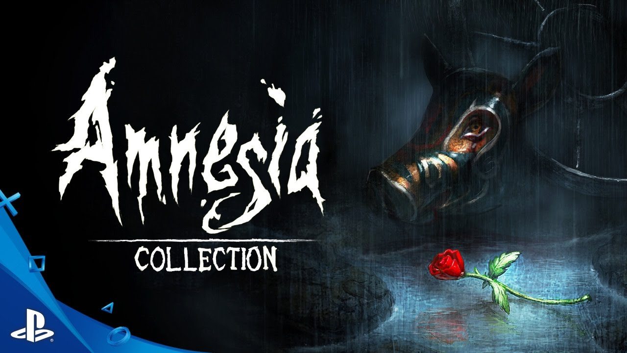 Amnesia: Collection coming to PS4