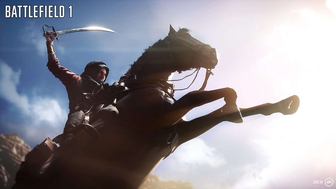 Battlefield 1's Early Enlister Deluxe Edition is out now