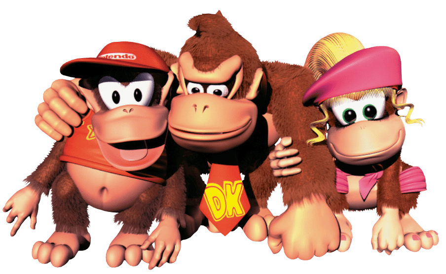 Miyamoto reveals how Donkey Kong came to him in the bath