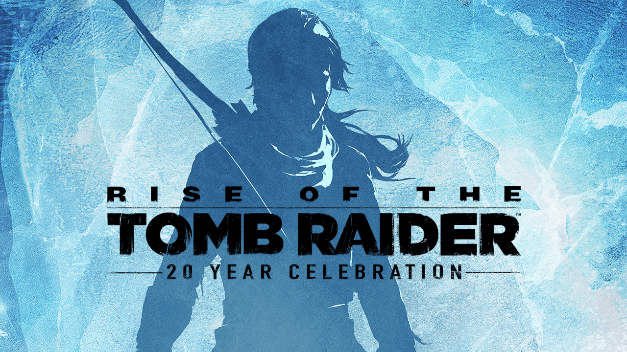 <h1> Rise of the Tomb Raider: 20 Year Celebration <br> <h3> Lara&#039;s come home