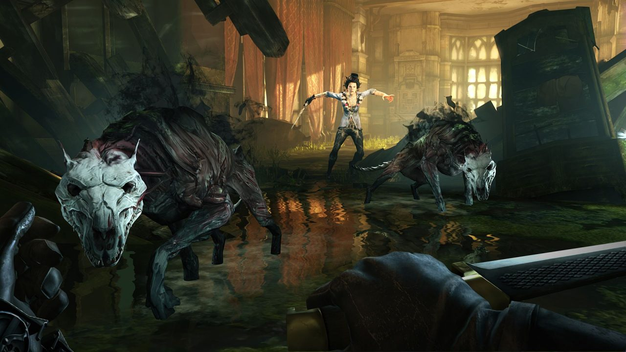 Dishonored 2 reportedly suffering performance issues on PC