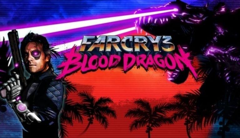 Get Far Cry 3 Blood Dragon free on PC