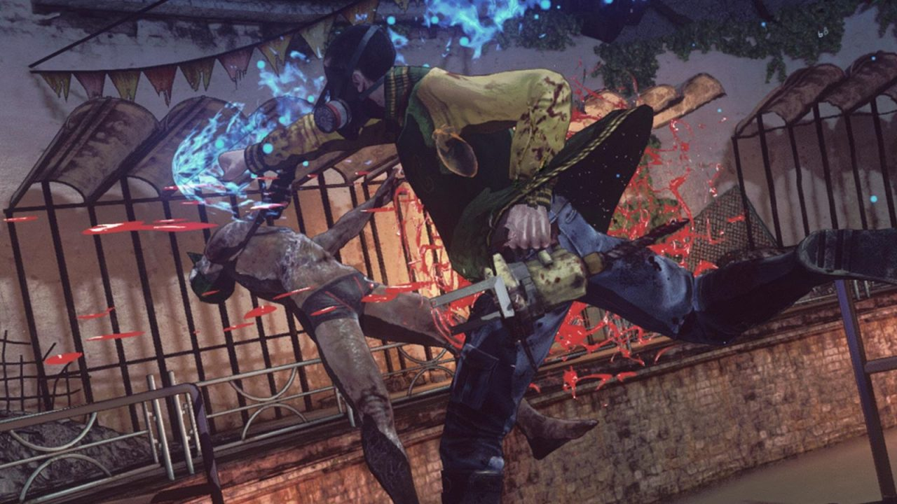 Introducing friends and foes in Let it Die