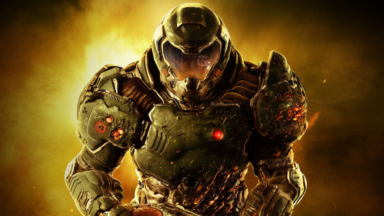 <h1> DOOM Nintendo Switch Review <br> <h3> | Portable Hell