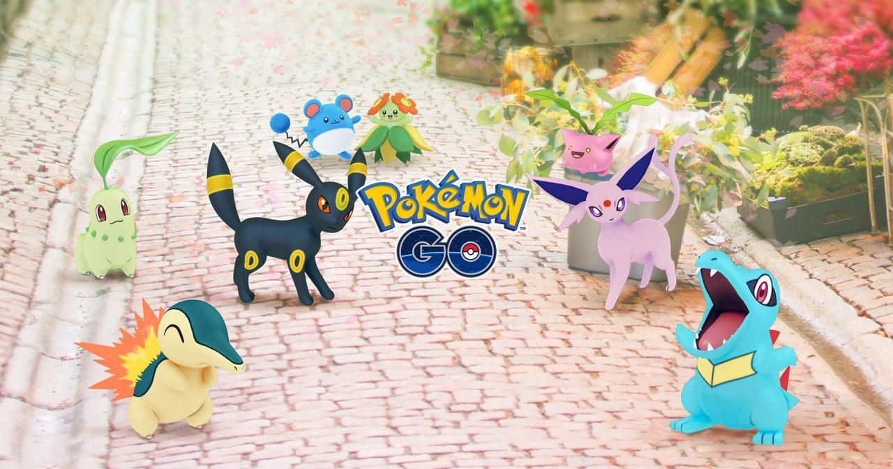 Pokémon GO Generation 2 Guide: Complete Pokémon List