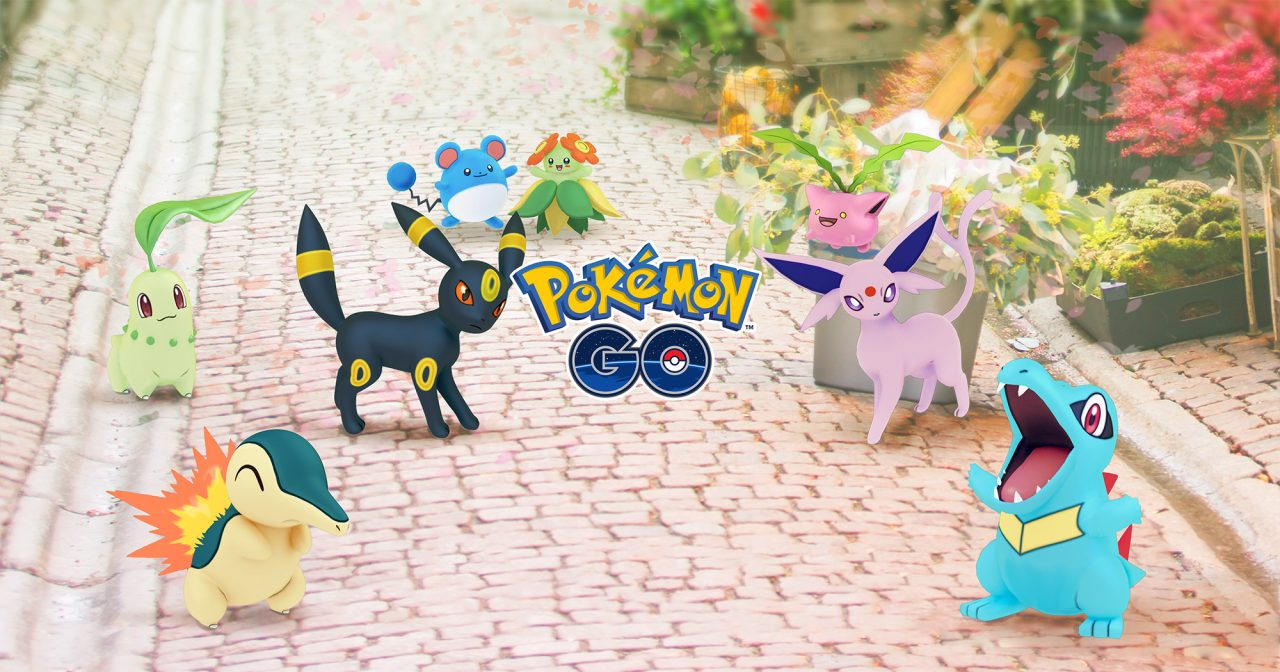 Pokémon GO Generation 2 Guide: Complete Pokémon List