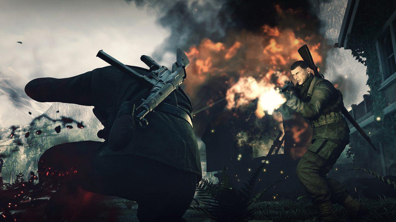 Sniper Elite 4 Collectibles Guides: Bitanti Village