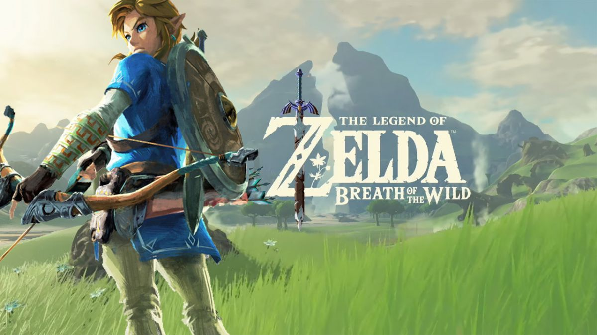 Breath of the Wild is the best selling Zelda game of all time