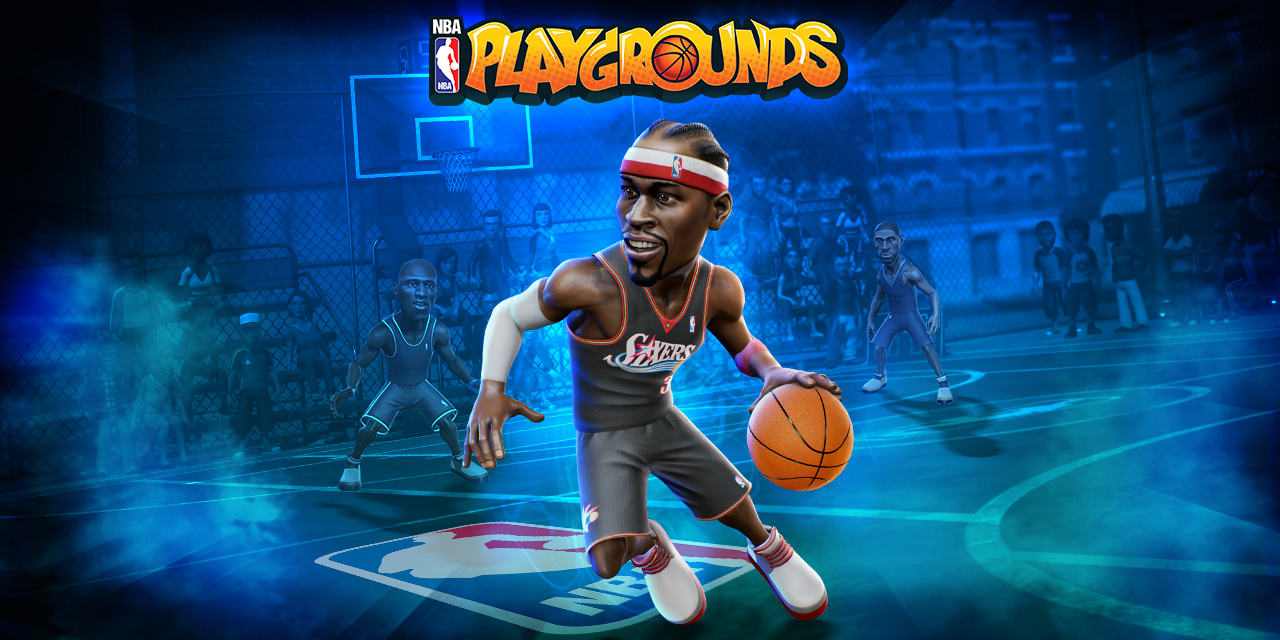 <h1> Review &#8211; NBA Playgrounds <br> <h3> | We Be Jammin&#039;!