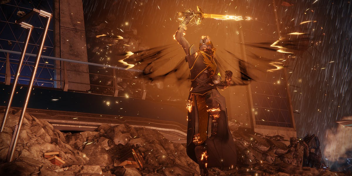 Destiny 2 – How to increase your Power level quickly