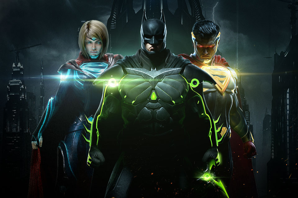 <h1> Review &#8211; Injustice 2 <br> <h3> | Justice Frenemies
