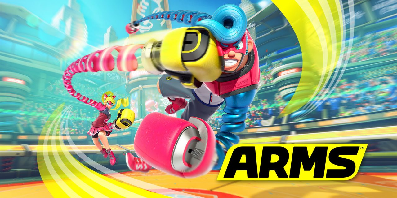 <h1> Review &#8211; ARMS <br> <h3> | Attention, the Punch has been Spiked