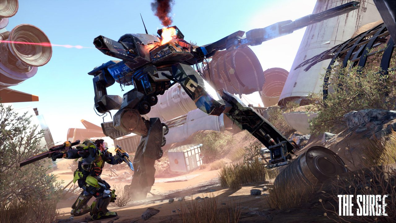 <h1> Review &#8211; The Surge <br> <h3> | Pleasantly Surprising