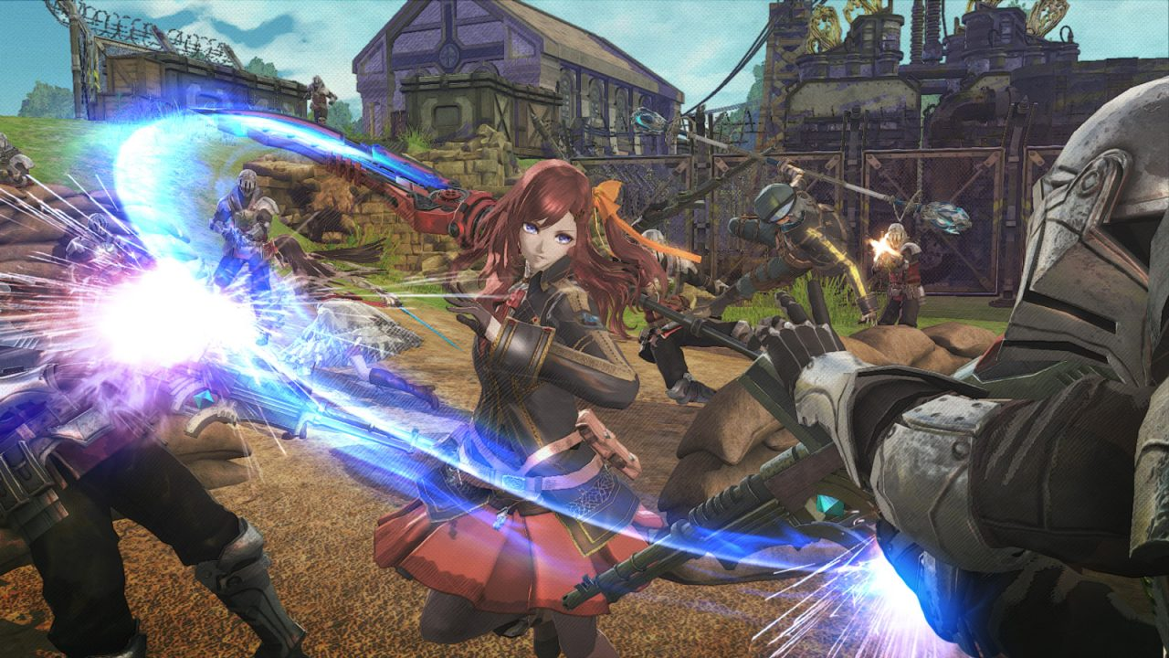 <h1> Review &#8211; Valkyria Revolution <br> <h3> Overthrow The Oppression