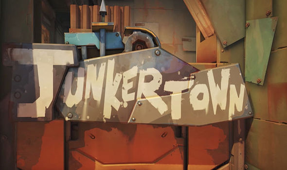 Australian map Junkertown is coming to Overwatch