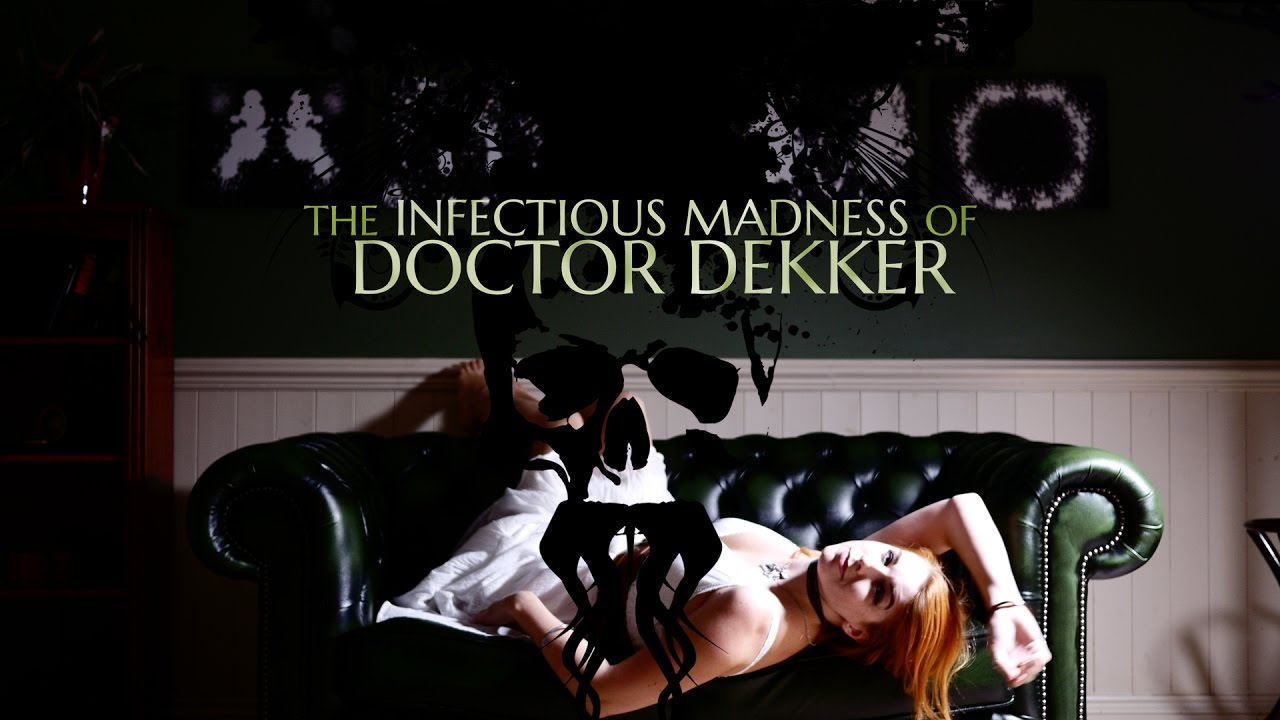 <h1> Review &#8211; The Infectious Madness of Dr Dekker <br> <h3> | Lovecraftian FMV murder mystery