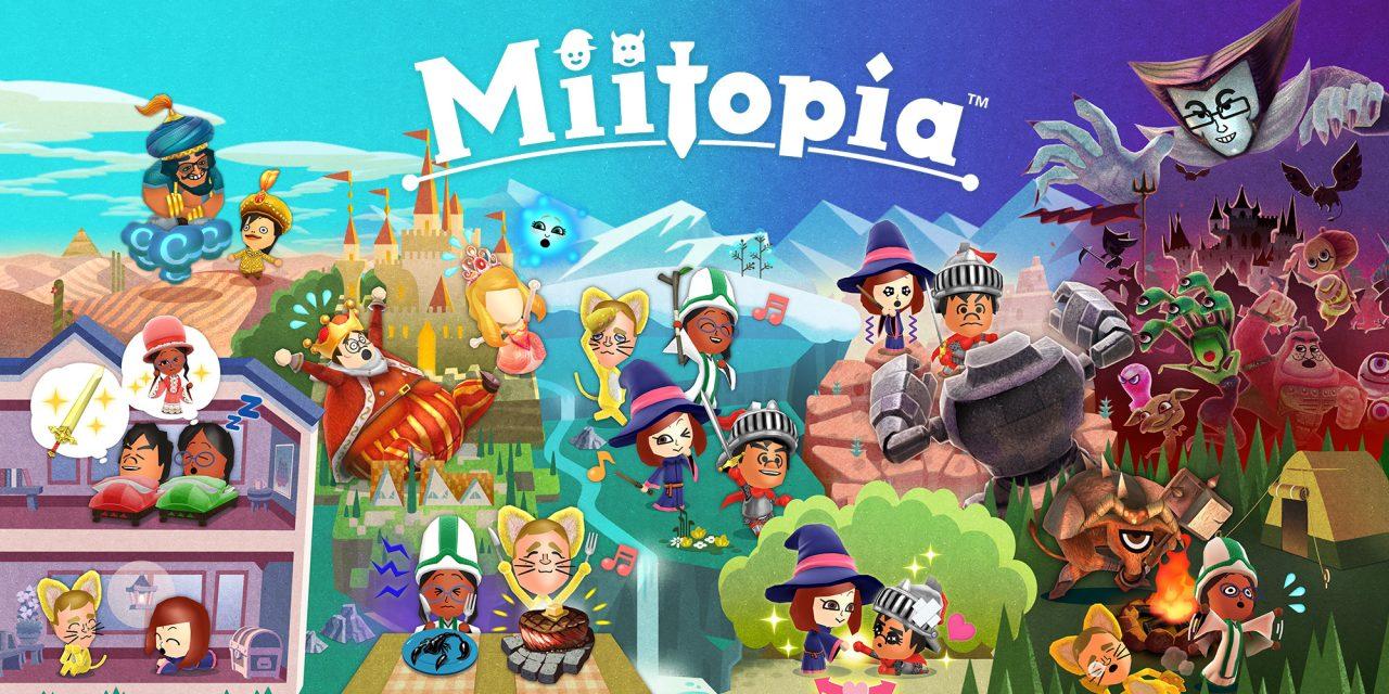 <h1> Review &#8211; Miitopia <br> <h3> | It&#039;s a-Mii, Topia