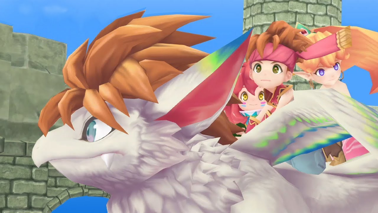 Secret of Mana remake is a PlayStation console exclusive