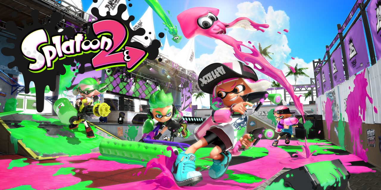 <h1> Review &#8211; Splatoon 2 <br> <h3> | Ink Me Like One of Your French Squids