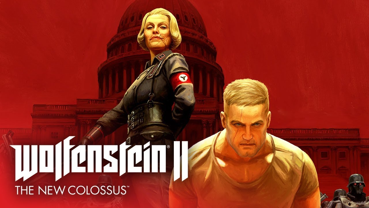You can play Wolfenstein II: The New Colossus' first level free now