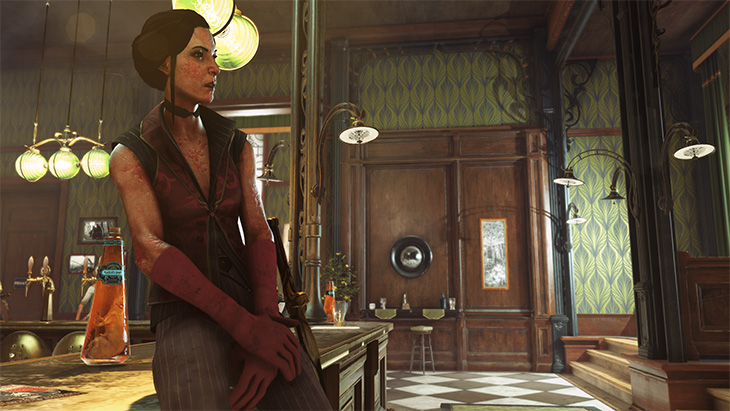 Become a true assassin in Dishonored: Death of the Outsider