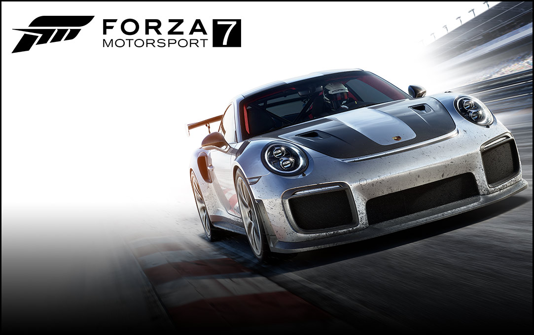 Pre-load Forza 7 now on PC and Xbox to hit the road at full speed on launch day