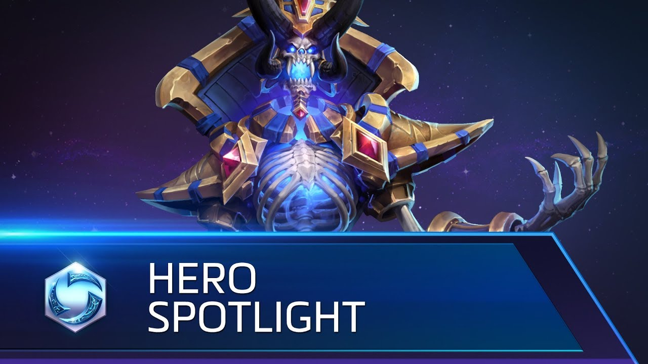 Kel'Thuzad will be available for Heroes of the Storm tomorrow
