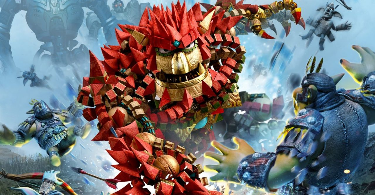 <h1> Review &#8211; Knack II <br> <h3> | Getting Better