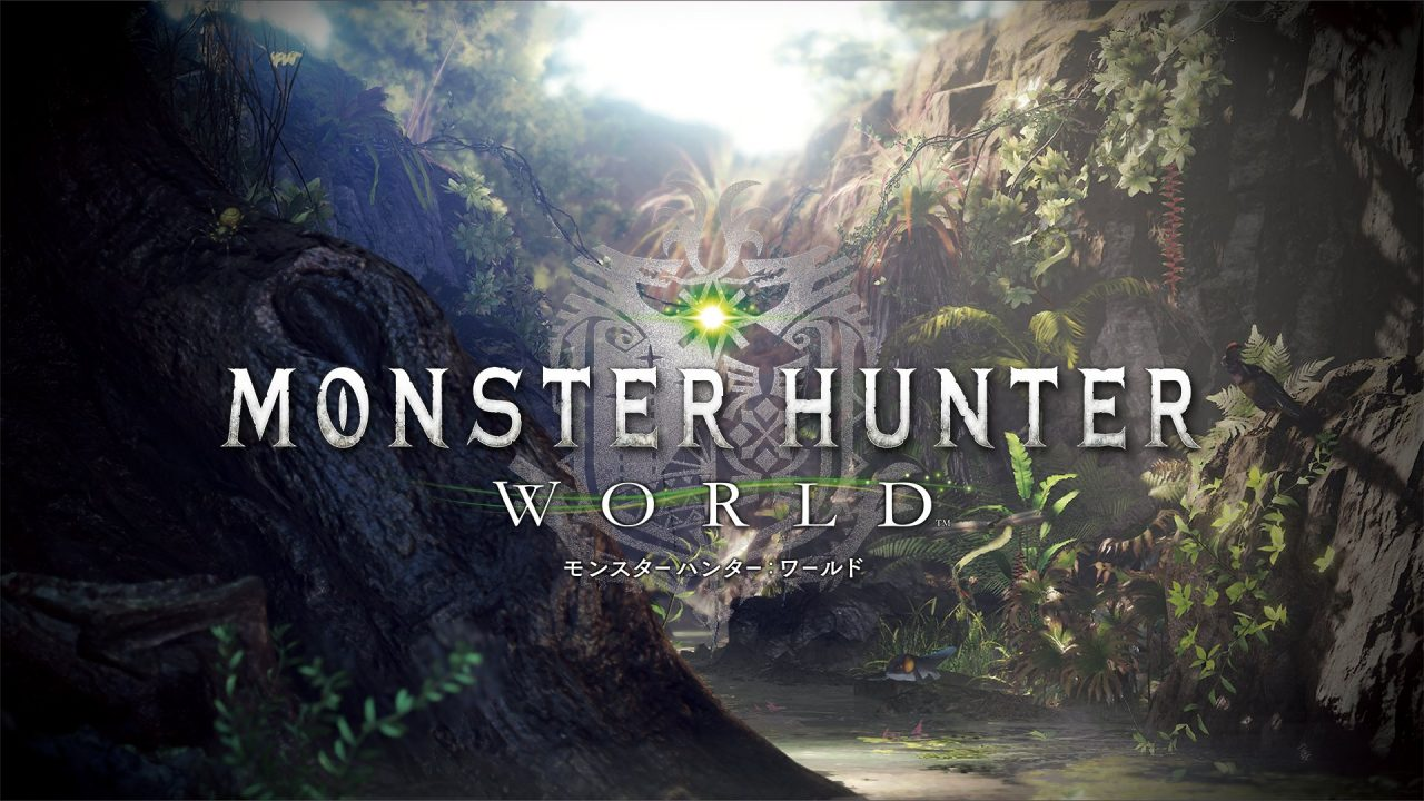 Two new Monster Hunter World videos from TGS features character creation, exploration and more