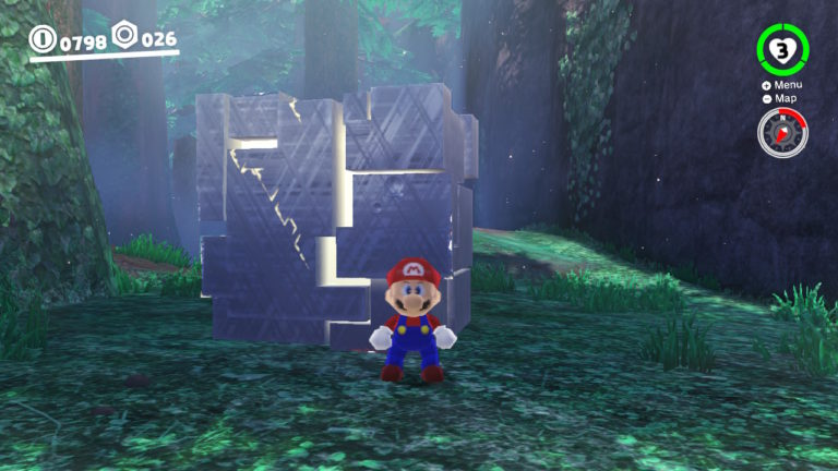 Super Mario Odyssey Guide – What do the metal cubes do?