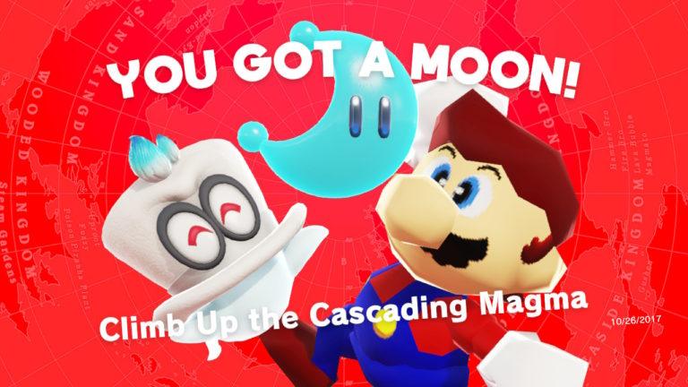 Super Mario Odyssey Guide – How to unlock the Super Mario 64 costume