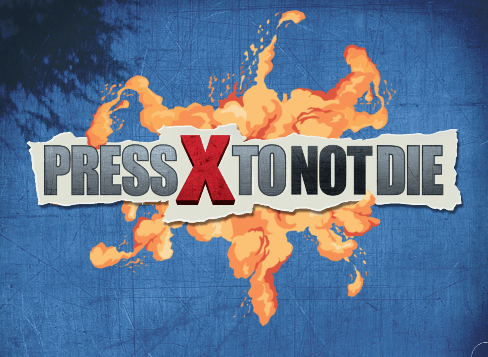 <h1> Review &#8211; Press X to Not Die <br> <h3> | But sometimes press a different button