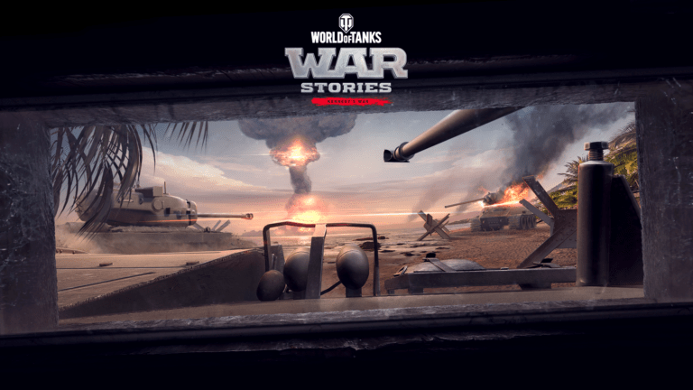 World of Tank's fourth War Story now available, ANZ local server launching next month