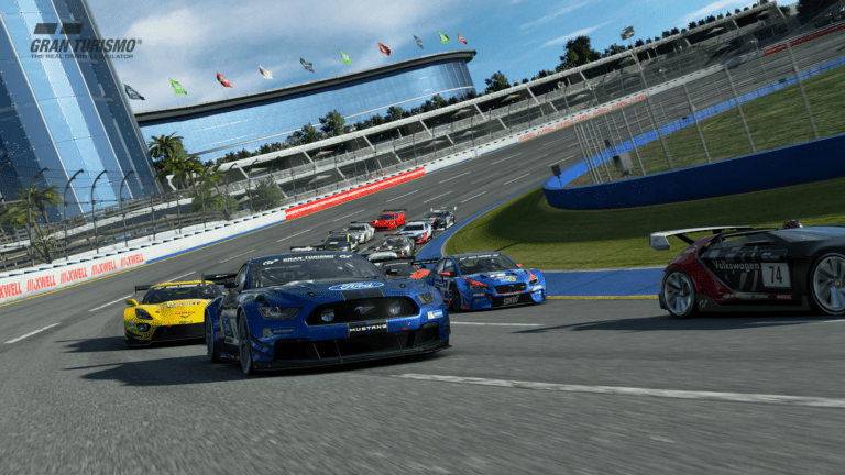 Gran Turismo Sport's demo does not include VR support