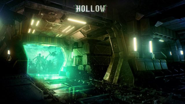 Sneak Peek at Hollow footage running on Nintendo Switch