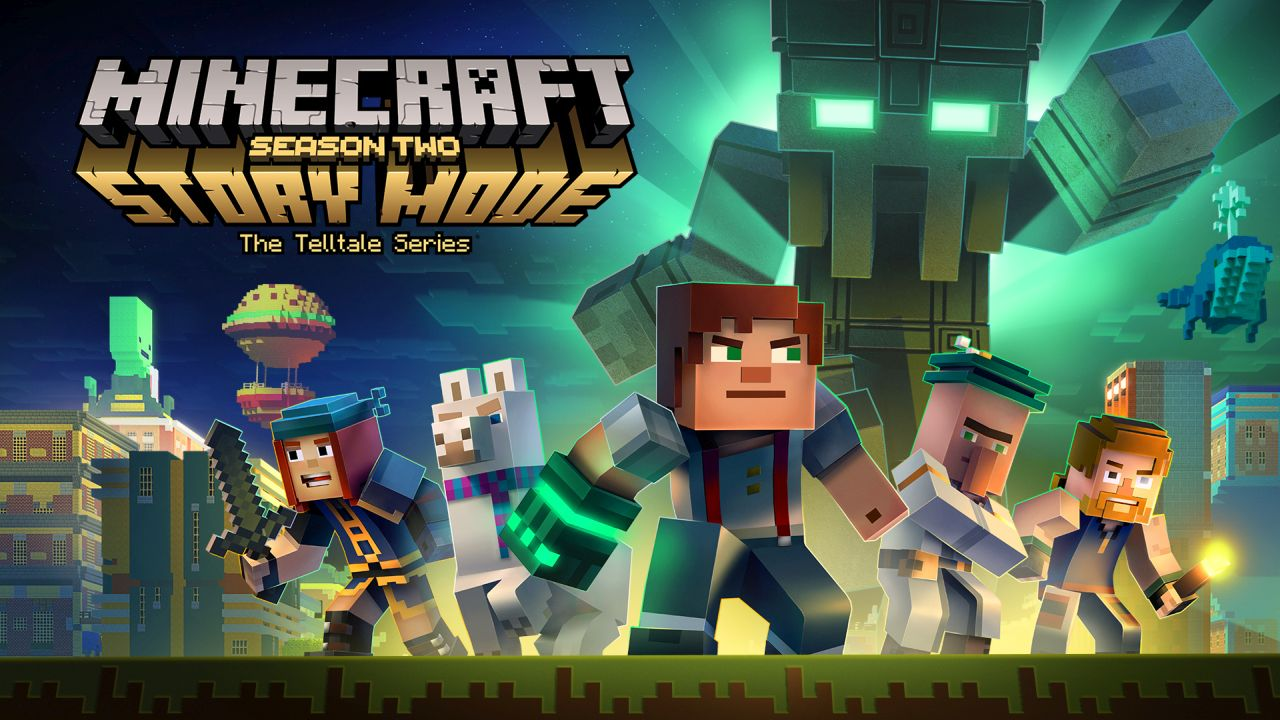 <h1> Review &#8211; Minecraft: Story Mode- Season 2: Episode 1 <br> <h3> | Adventure without the crafting