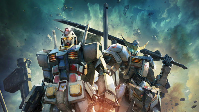 <h1> Review &#8211; Gundam Versus <br> <h3> | More mechs than you can poke a laser rifle at