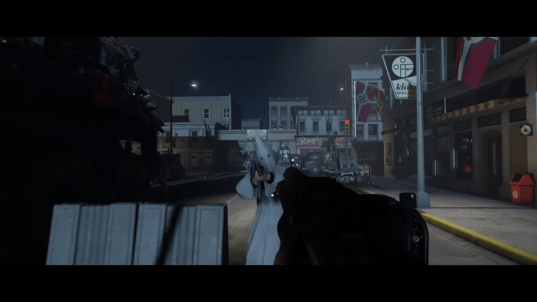 Wolfenstein II: The New Colossus takes aim at Nazis and the Ku Klux Klan