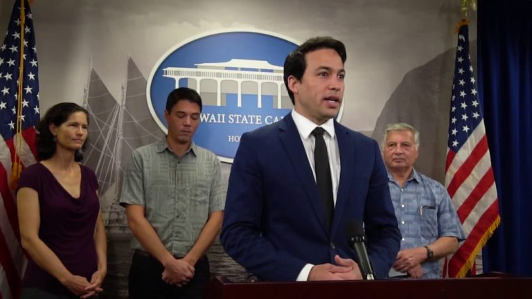 Hawaiian State Representative Chris Lee announces action to combat predatory practices in gaming, singles out EA