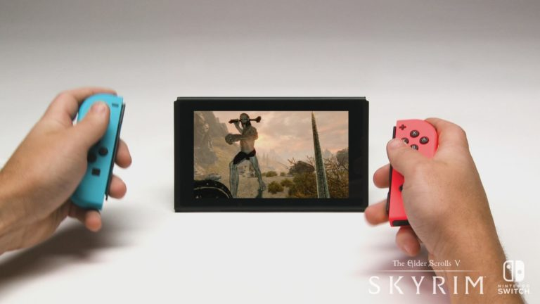 Skyrim Switch Guide – What do amiibo unlock?