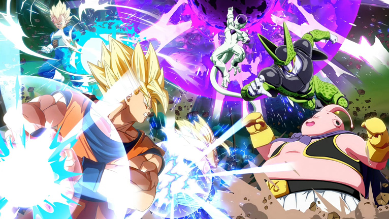<h1> Dragon Ball FighterZ Review <br> <h3> | Kamehamehadouken!