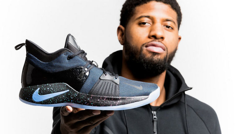 Launching today –  Nike's PlayStation x PG2 in Australia