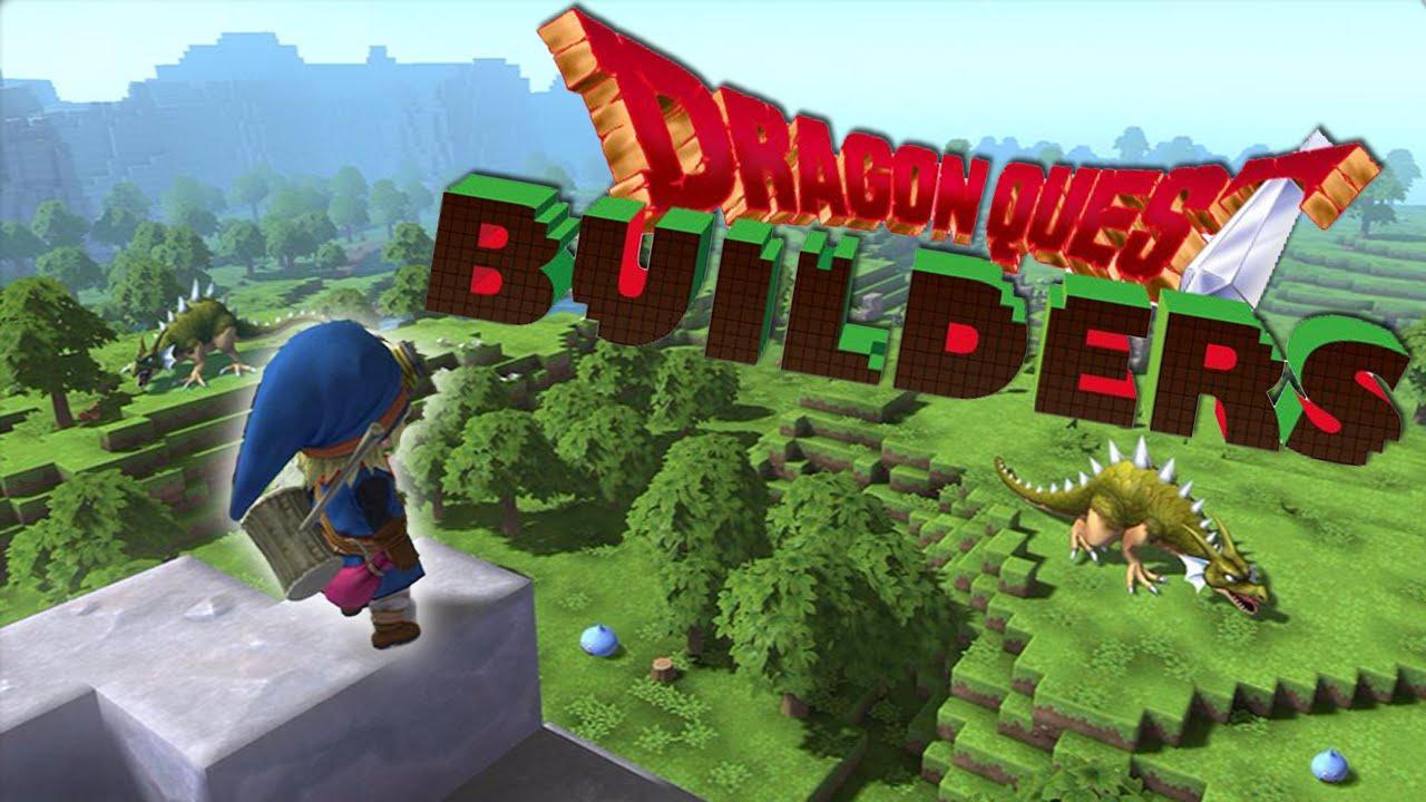 Dragon Quest Builders Review (Nintendo Switch)
