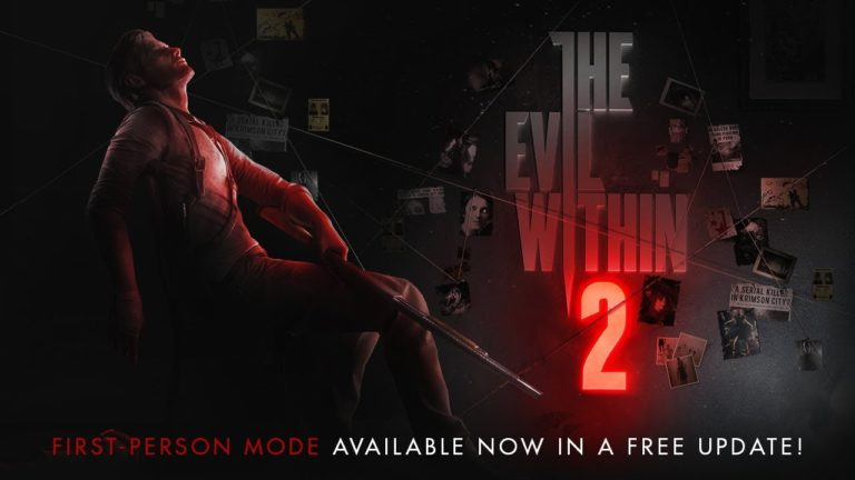The Evil Within 2 first person mode gets you even closer to the horror