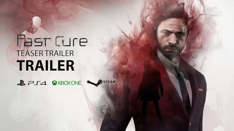 Past Cure teaser trailer introduces players to a dark mystery