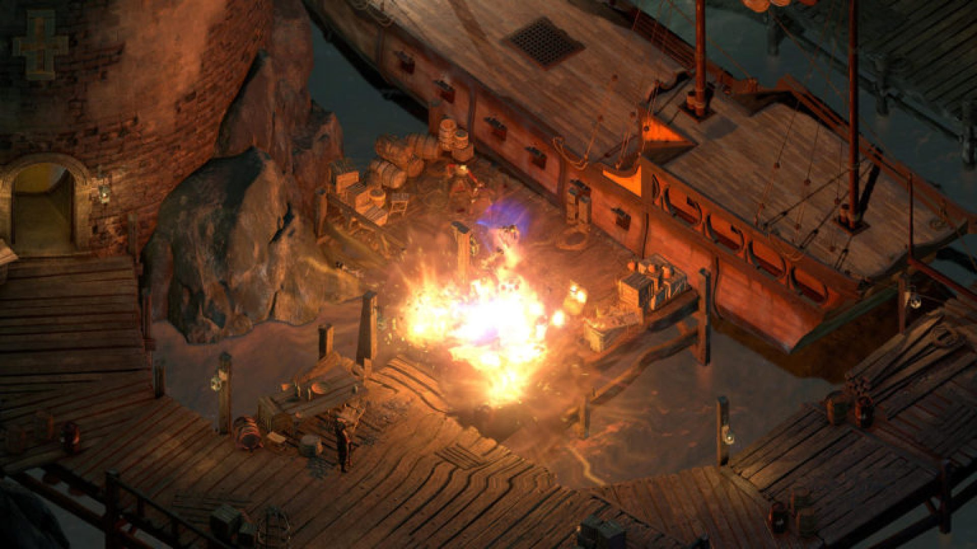 Pillars Of Eternity Ii Deadfire S Features Trailer Gives You A