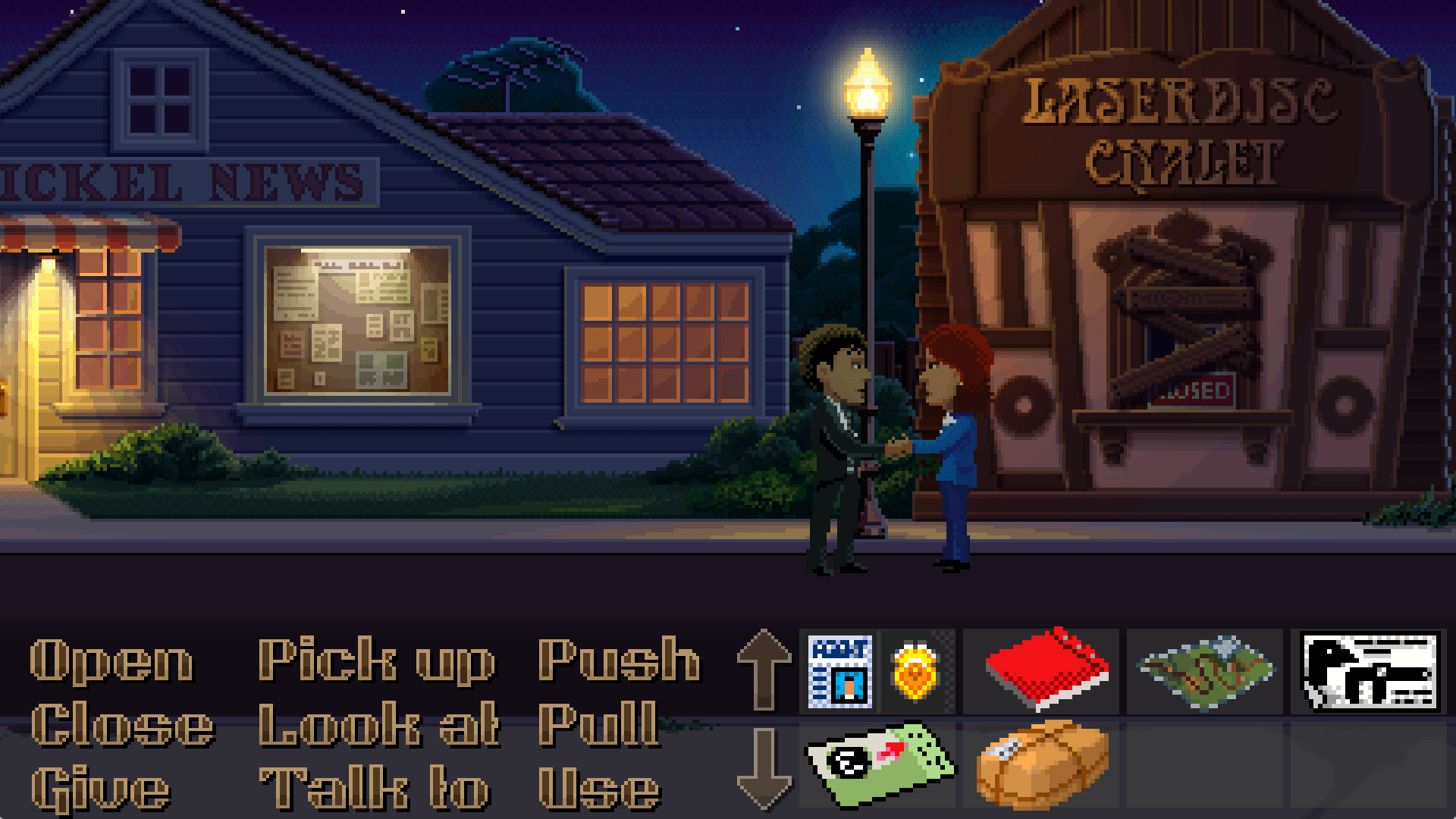 Limited edition physical copies of Thimbleweed Park coming to PS4 and Switch