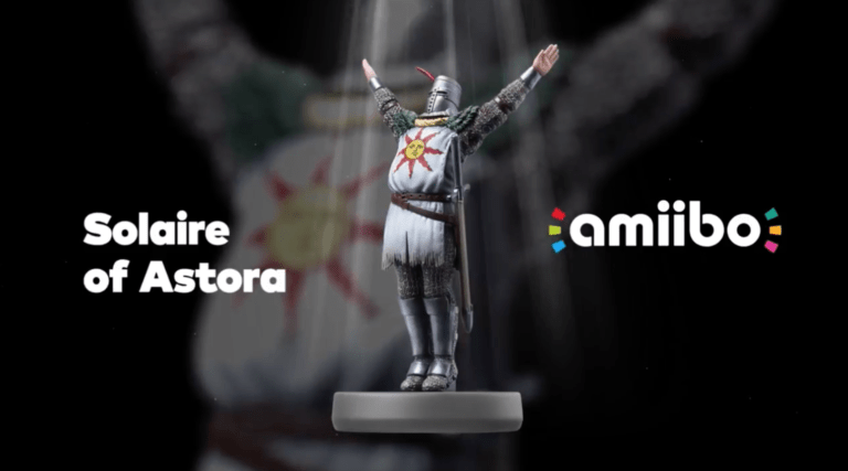 Solaire From Dark Souls Is Getting His Own Amiibo