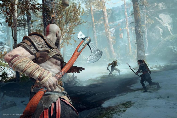 God of War Director claims it takes over 40-hours to 100% complete the game